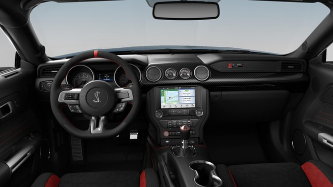 Co hoi so huu sieu pham Mustang Shelby GT350R voi 25 USD hinh anh 5