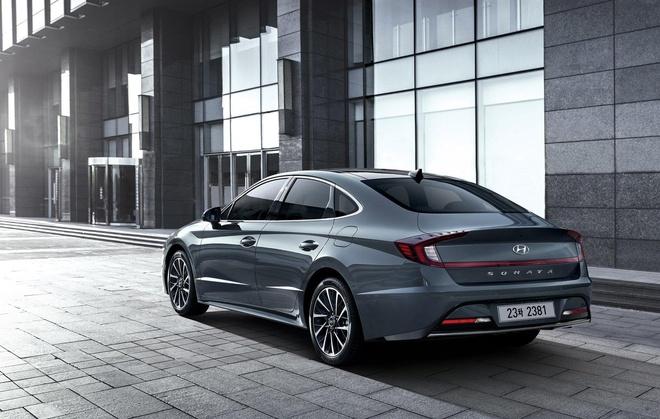 nhung tinh nang hut khach cua Hyundai Sonata 2020 anh 8