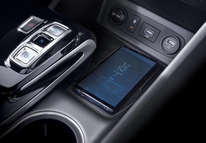nhung tinh nang hut khach cua Hyundai Sonata 2020 anh 5