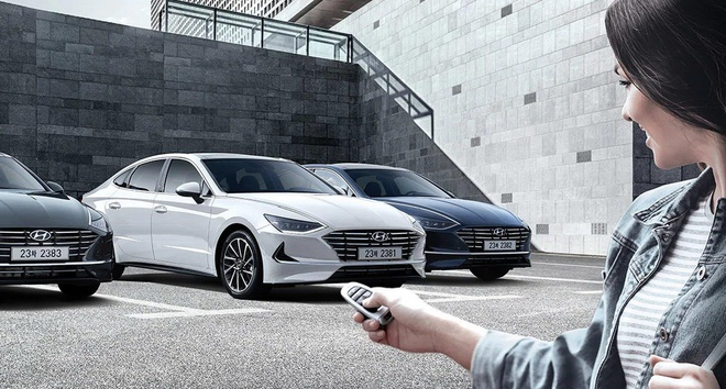nhung tinh nang hut khach cua Hyundai Sonata 2020 anh 3