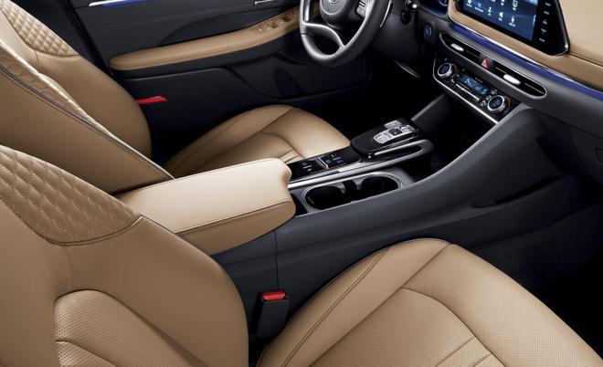 nhung tinh nang hut khach cua Hyundai Sonata 2020 anh 7