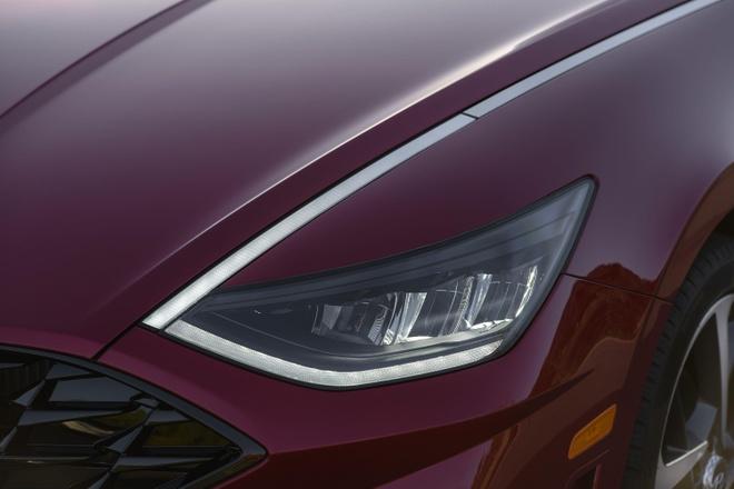 nhung tinh nang hut khach cua Hyundai Sonata 2020 anh 2