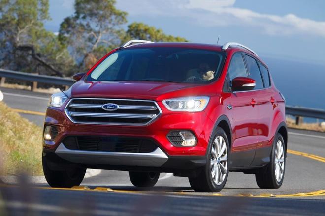 Ford Escape lo anh phien ban 2020, sap trinh lang dau thang 4 hinh anh 1