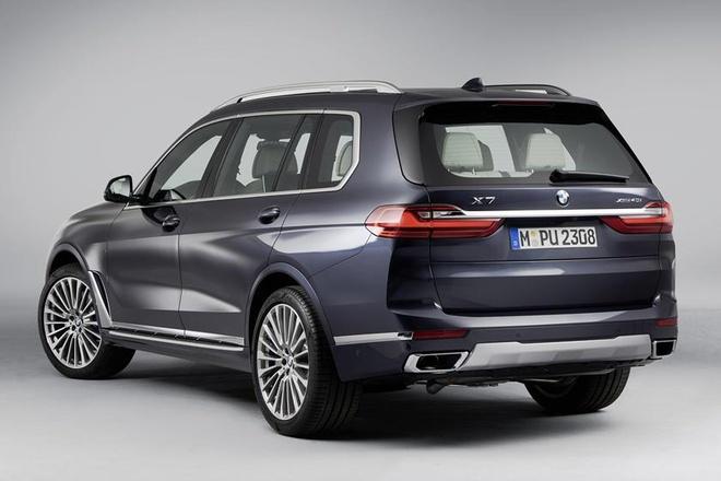 Moi ra duoc vai tuan, BMW X7 da phai trieu hoi gap vi loi ghe ngoi hinh anh 3