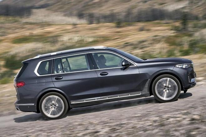 Moi ra duoc vai tuan, BMW X7 da phai trieu hoi gap vi loi ghe ngoi hinh anh 6