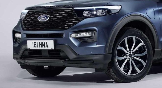 Ford Explorer 2020 ban chau Au anh 6