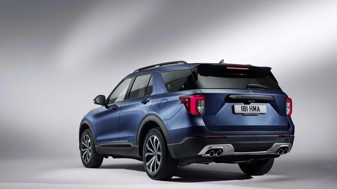 Ford Explorer 2020 ban chau Au anh 3