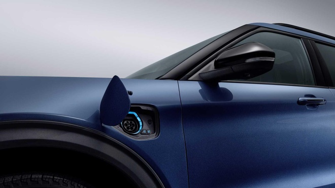 Ford Explorer 2020 ban chau Au anh 2