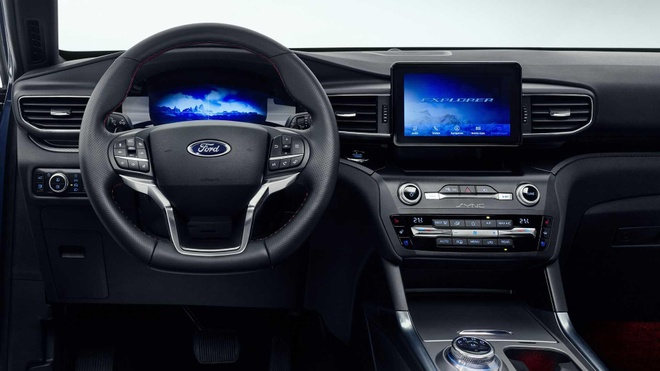 Ford Explorer 2020 ban chau Au anh 7