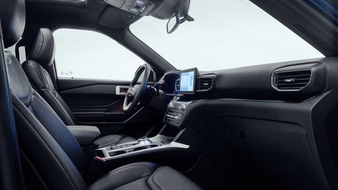 Ford Explorer 2020 ban chau Au anh 4