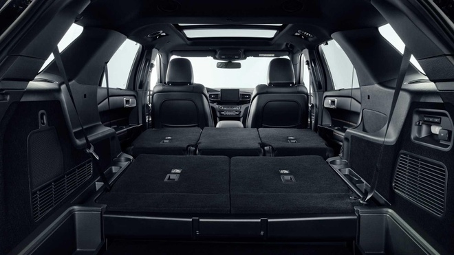 Ford Explorer 2020 ban chau Au anh 8