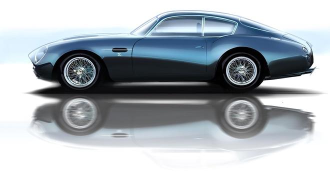 Aston Martin san xuat thu cong 19 sieu xe DB4 GT Zagato Continuation hinh anh 3