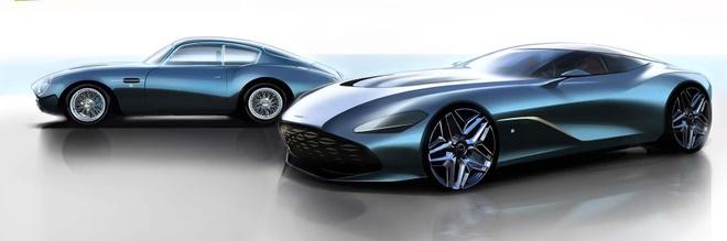 Aston Martin san xuat thu cong 19 sieu xe DB4 GT Zagato Continuation hinh anh 5