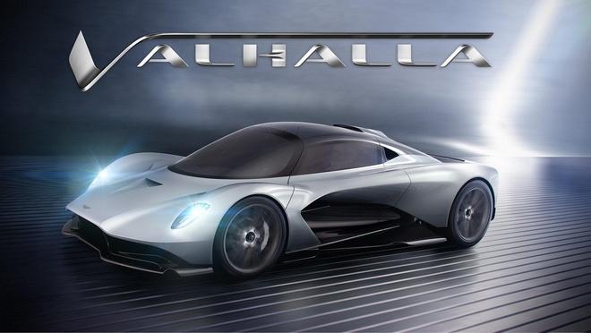 Sieu xe Aston Martin moi mang ten 'Lau dai cua tu si' hinh anh 1
