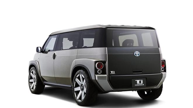 Toyota sap trinh lang SUV 7 cho moi, rong nhu xe van hinh anh 4