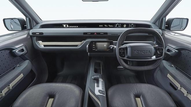 Toyota sap trinh lang SUV 7 cho moi, rong nhu xe van hinh anh 5