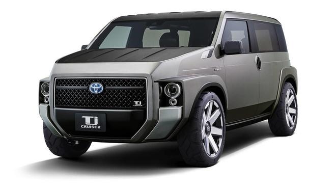 Toyota sap trinh lang SUV 7 cho moi, rong nhu xe van hinh anh 6
