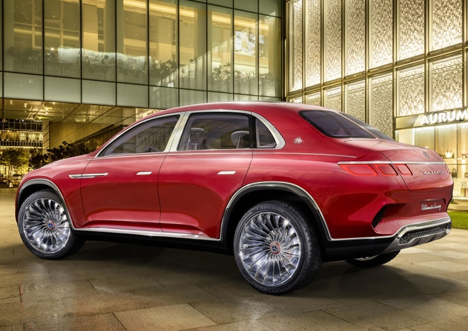 Sieu SUV Mercedes-Maybach GLS anh 2