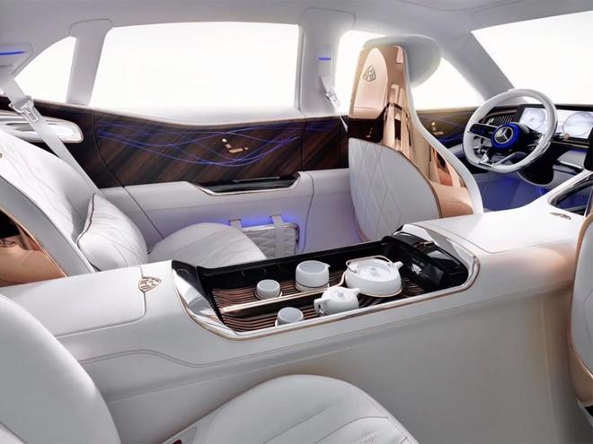Sieu SUV Mercedes-Maybach GLS anh 3