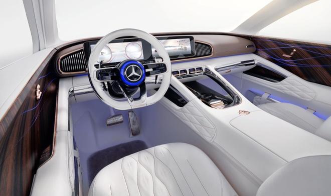 Sieu SUV Mercedes-Maybach GLS anh 4