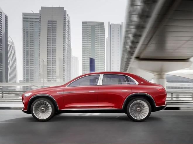 Sieu SUV Mercedes-Maybach GLS anh 6