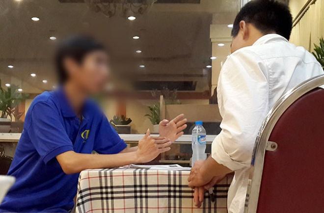 Kham xet, dieu tra san vang trai phep tai cong ty Khai Thai hinh anh