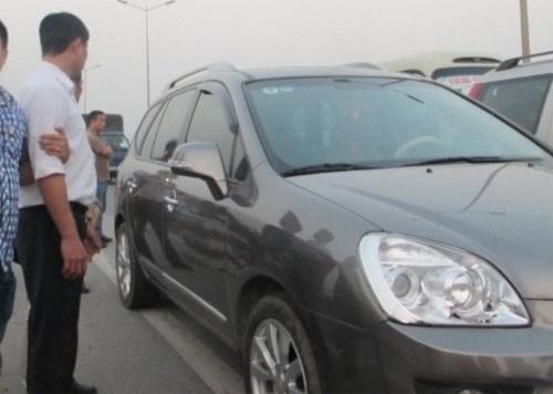 Vo Nguyen Manh Tuong co can cu doi duoc xe khong? hinh anh