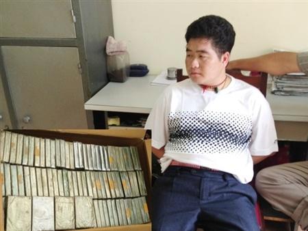 Tang Kaengnam va nhung chiec xe bac ty giau ma tuy hinh anh 1 Ông trùm ma túy Tàng Keangnam. Ảnh: Đời sống pháp luật.