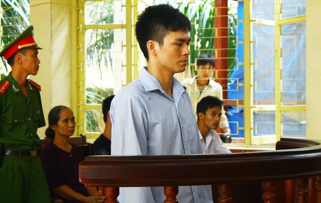 Bi cao trong vu an oan Nguyen Thanh Chan linh 12 nam tu hinh anh