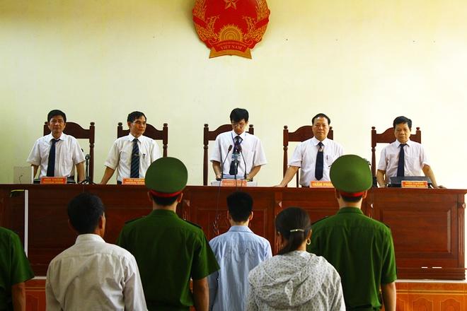 Bi cao trong vu an oan Nguyen Thanh Chan linh 12 nam tu hinh anh 1
