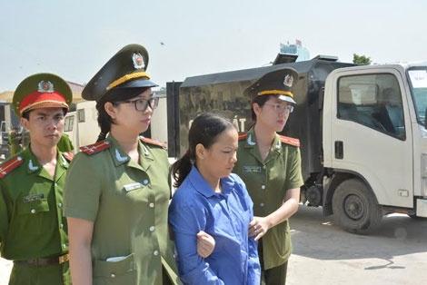 Xet xu so tham giai doan 2 duong day 5.346 banh heroin hinh anh 3 Công an tỉnh Quảng Ninh huy động gần 200 CBCS tham gia đảm bảo an toàn trong suốt quá trình diễn ra hoạt động xét xử.