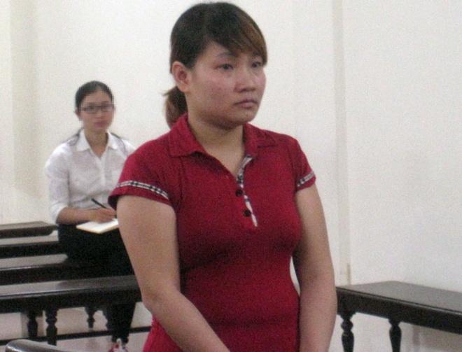 Pha day mai dam nho chung minh nhan dan gia hinh anh 1 Bị cáo Trang tại tòa. Ảnh: N.H