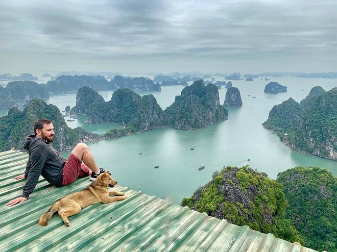 Gan 5 trieu khach Trung Quoc den Viet Nam nam 2018 hinh anh