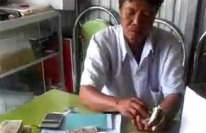 Khong co can cu de phat nguoi dung tien le dong thue o Ca Mau hinh anh