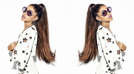 Hoc hoi cach phoi hop trang phuc sanh dieu nhu Ariana Grande hinh anh