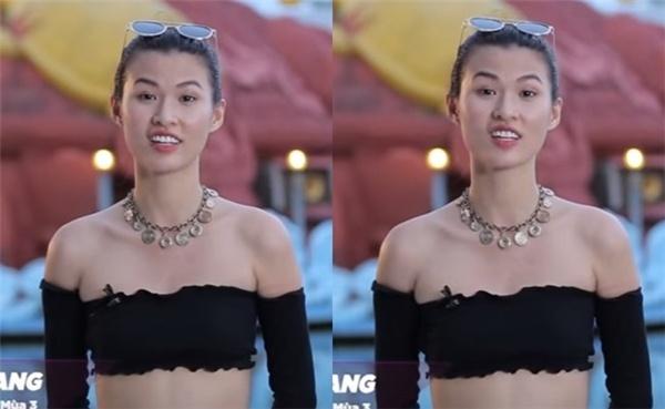 Giai ma suc hut chiec ao crop top ho vai cua Hoang Thuy Linh hinh anh 3