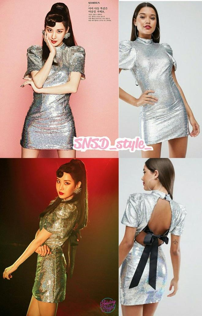 Trang phuc hang hieu phu ngap MV moi cua SNSD hinh anh 8