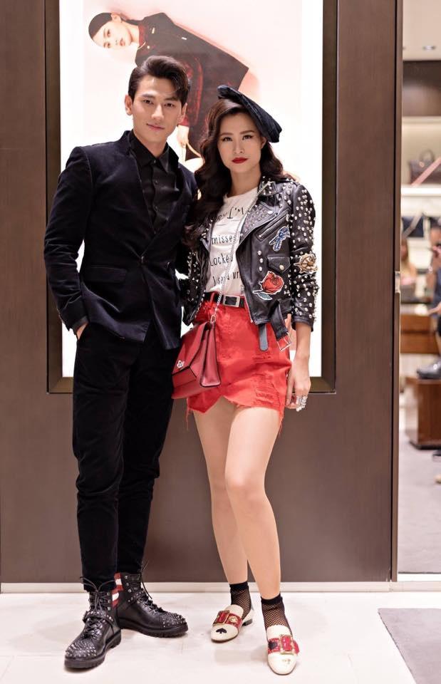 Angela Phuong Trinh, Maya mac loi trang phuc tuan qua hinh anh 4