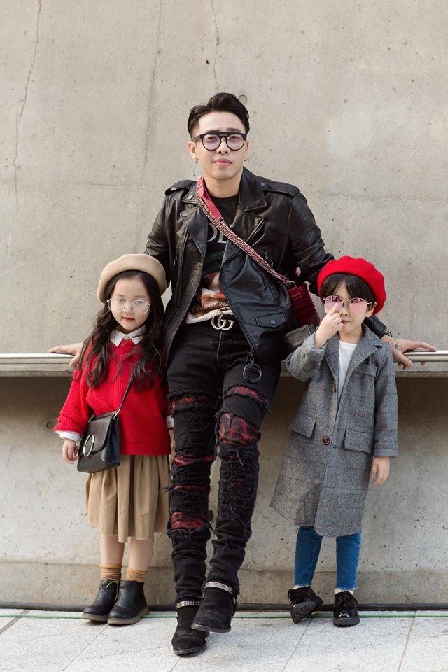 Tin do thoi trang Viet an tuong tai Seoul Fashion Week hinh anh 4
