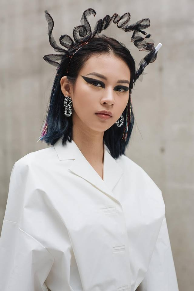 Tin do thoi trang Viet an tuong tai Seoul Fashion Week hinh anh 7