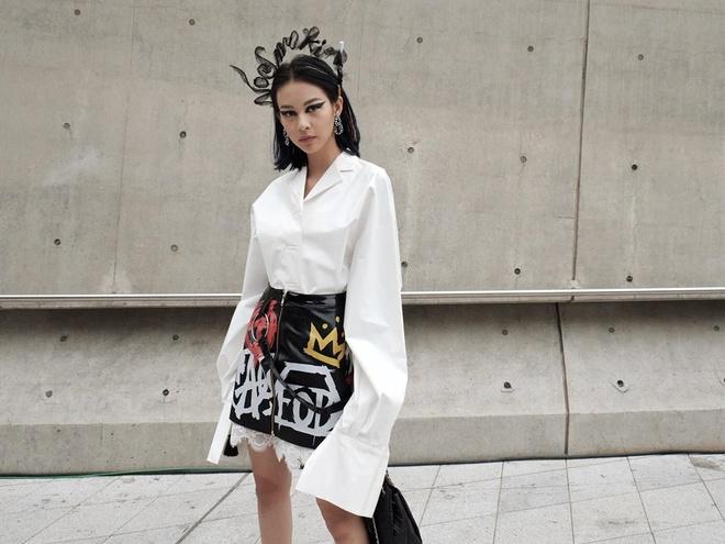 Tin do thoi trang Viet an tuong tai Seoul Fashion Week hinh anh 6