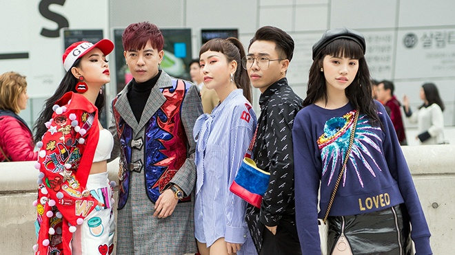Tin do thoi trang Viet an tuong tai Seoul Fashion Week hinh anh