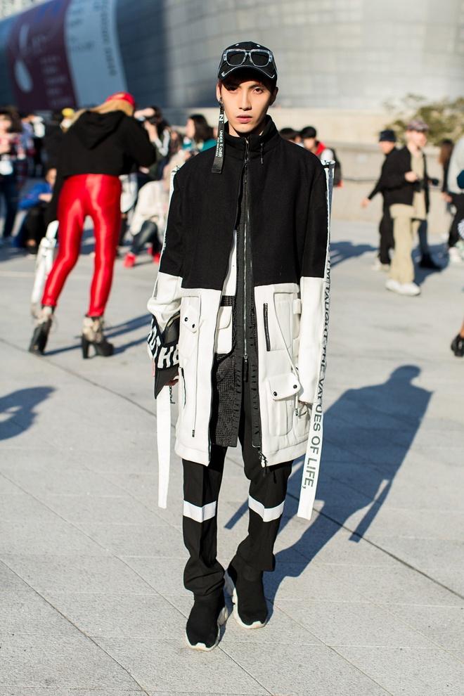 Tin do thoi trang Viet an tuong tai Seoul Fashion Week hinh anh 10