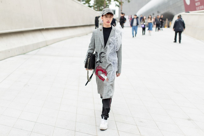 Tin do thoi trang Viet an tuong tai Seoul Fashion Week hinh anh 11