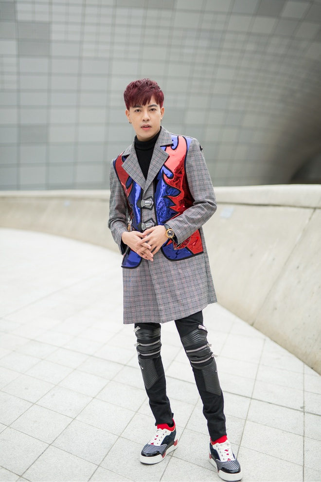 Tin do thoi trang Viet an tuong tai Seoul Fashion Week hinh anh 9