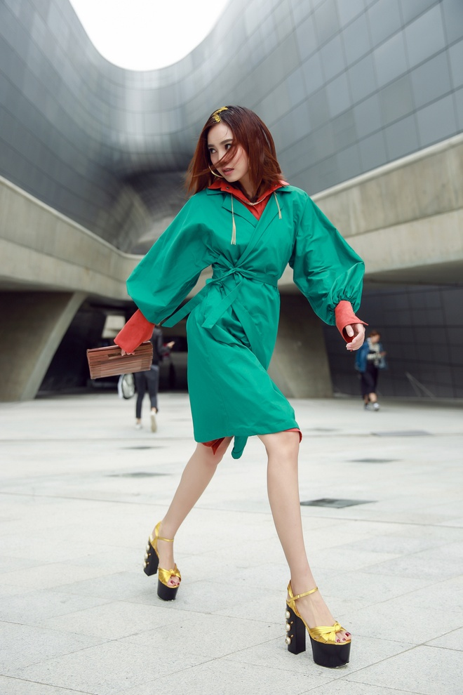 Tin do thoi trang Viet an tuong tai Seoul Fashion Week hinh anh 5