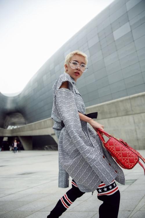 Tin do thoi trang Viet an tuong tai Seoul Fashion Week hinh anh 12