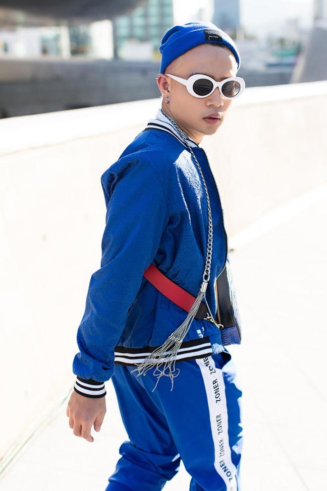 Tin do thoi trang Viet an tuong tai Seoul Fashion Week hinh anh 13