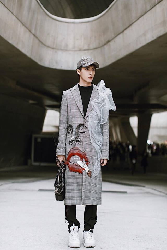 mau tui xach o Seoul Fashion Week anh 5