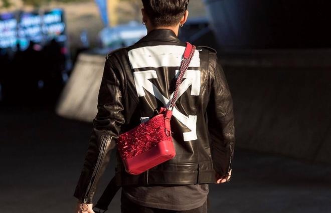 mau tui xach o Seoul Fashion Week anh 3